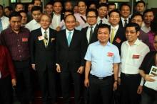 [Chùm ảnh] Bên lề 'Hội nghị Diên Hồng' tại TP HCM