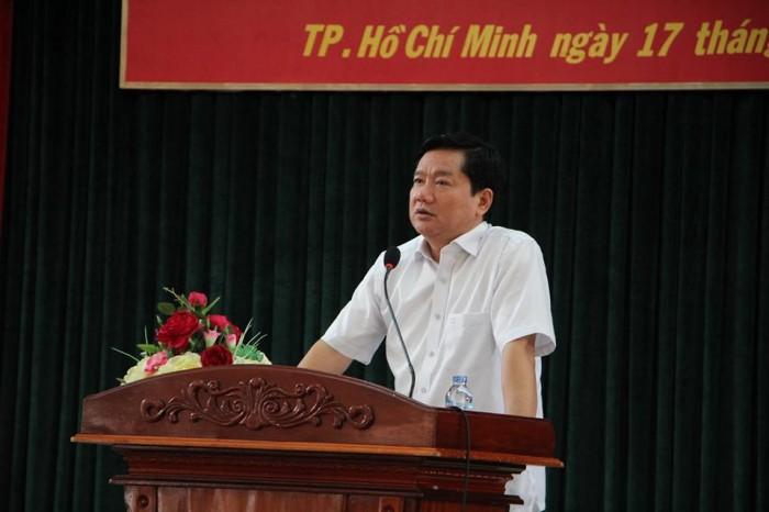 Bí thư Đinh La Thăng: Công tác chống tham nhũng luôn được coi trọng