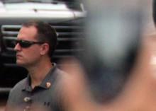 Cận cảnh 'đặc vụ' Mỹ bảo vệ Tổng thống Obama