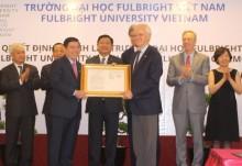 Đại học Fulbright Việt Nam chính thức hoạt động