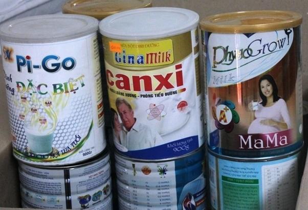 Kinh hoàng sữa cho người già và trẻ em có nguồn gốc từ... thực vật