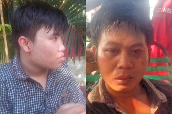 Yêu cầu điều tra vụ phóng viên Báo Giao thông bị hành hung