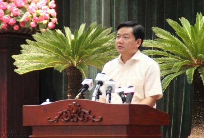 """Bí thư Đinh La Thăng: """"Mọi chính sách phải đều xuất phát từ lợi ích nhân dân"""""""