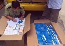 Hàng ngàn hộp thuốc trộn lẫn hàng giả, kém chất lượng