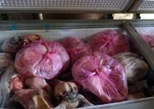 Phát hiện hơn 1.000 kg thịt dê 'bẩn' chuẩn bị lên bàn nhậu