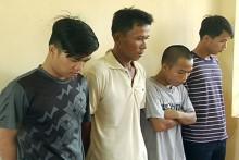 Diễn cảnh 'bắt cóc' để tống tiền người thân