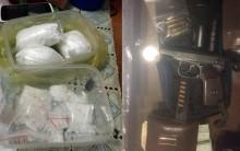 Bắt băng buôn ma túy từ Trung Quốc về TP HCM