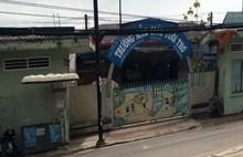 Hai cha con bị 'bắt cóc' trước cổng trường