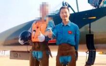 Phi công không bung dù, cố lái máy bay L39 ra ruộng lúa
