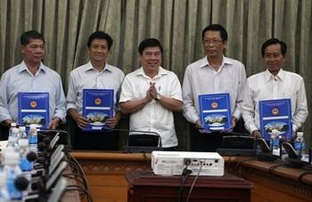 TP HCM: Công bố quyết định bổ nhiệm lãnh đạo các Sở, ngành