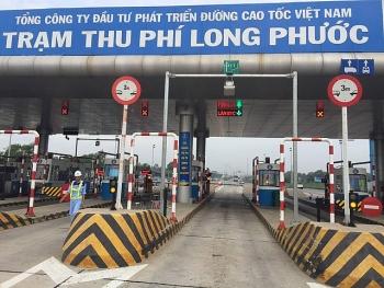 Cao tốc TP HCM - Dầu Giây thu phí tự động không dừng
