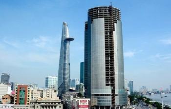 Tòa nhà Sài Gòn One Tower bị thu giữ do nợ 7.000 tỷ đồng