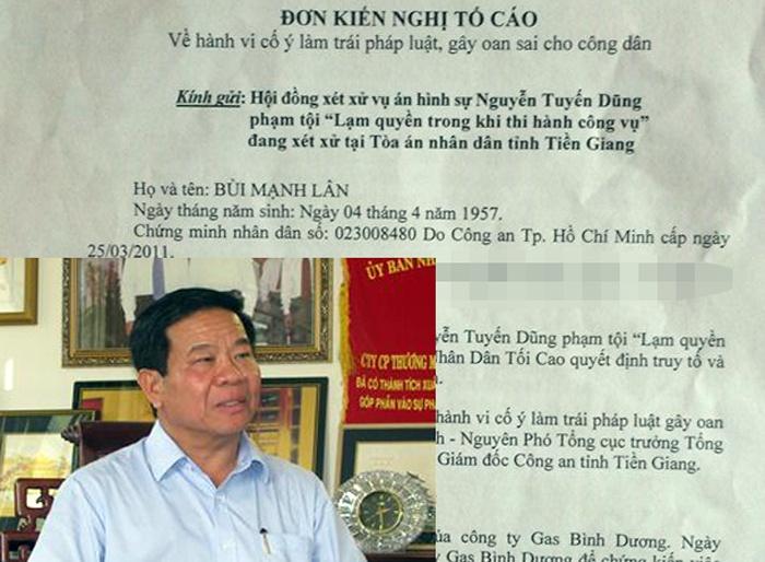 tuong nguyen viet thanh loi dung vu an nam cam nhu the nao