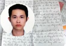 Tân thạc sĩ mất tích bí ẩn với lá thư tuyệt mệnh