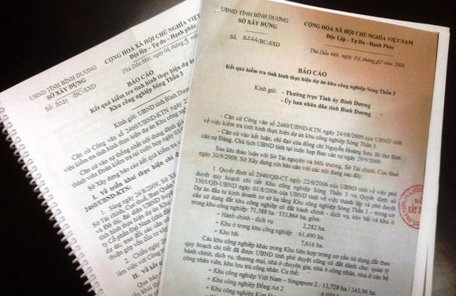 """Vụ ông Dũng """"lò vôi"""" kiện Chủ tịch tỉnh Bình Dương: Có 2 văn bản """"đá"""" nhau"""