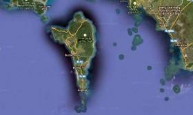 Đường cáp điện ngầm xuyên biển dài nhất Việt Nam