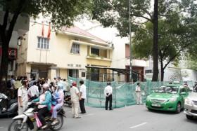 Tòa án Dân sự TP HCM đột ngột nứt… toác