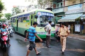 Va chạm với xe buýt, một người thiệt mạng