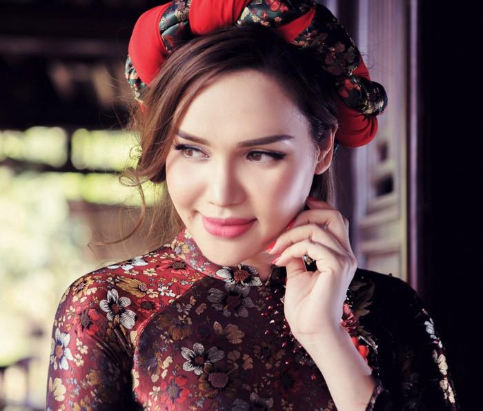 Hoa hậu Diệu Hân trở lại sau scandal bị tố 'giật chồng'