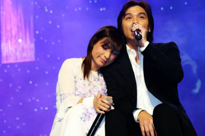 Ca sĩ Phi Nhung 'Nối lại tình xưa' với Mạnh Quỳnh