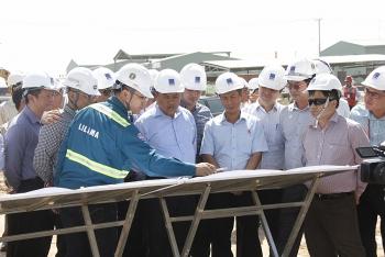 Tháo gỡ khó khăn, lấy lại tiến độ Dự án Nhà máy Nhiệt điện Sông Hậu 1