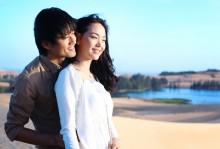 Minh Hằng kể chuyện đóng 'cảnh nóng' với Quý Bình
