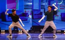 Diễn popping, bẻ xương 'gây sốt' tại Chung kết Got Talent