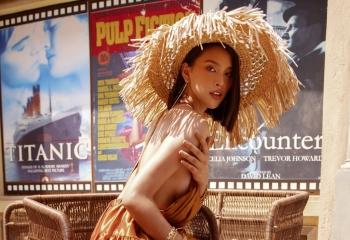 Hoa hậu Tiểu Vy khoe sắc vóc nóng bỏng trong bộ ảnh mới