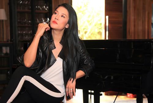 Ca sĩ Thu Phương sẽ dạy gì cho thí sinh The Voice?