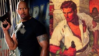 The Rock trở thành siêu anh hùng đầu tiên thế giới