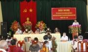 Đồng chí Lê Mạnh Hùng tiếp xúc cử tri tại hai xã Trí Phải, Trí Lực, huyện Thới Bình, tỉnh Cà Mau