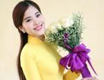 Ngắm vẻ đẹp của Hoa khôi Đồng bằng 2015 Nam Em