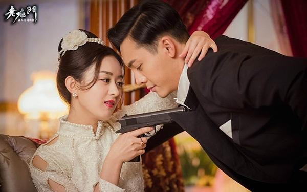 """Trần Kiều Ân thay Triệu Lệ Dĩnh đóng """"Lão cửu môn 2""""?"""