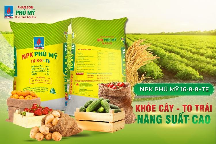 PVFCCo: Nỗ lực tăng nguồn cung phân bón cho bà con nông dân