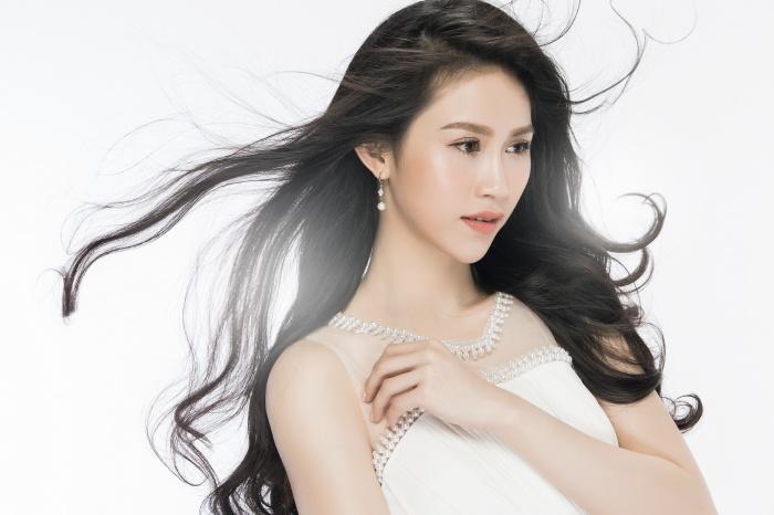 Hoa hậu Thu Vũ: Tôi không có ý định lấn sâu vào showbiz