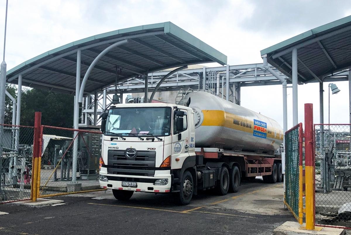 PVFCCo: Mảng hóa chất tăng trưởng vượt bậc 6 tháng đầu năm 2021