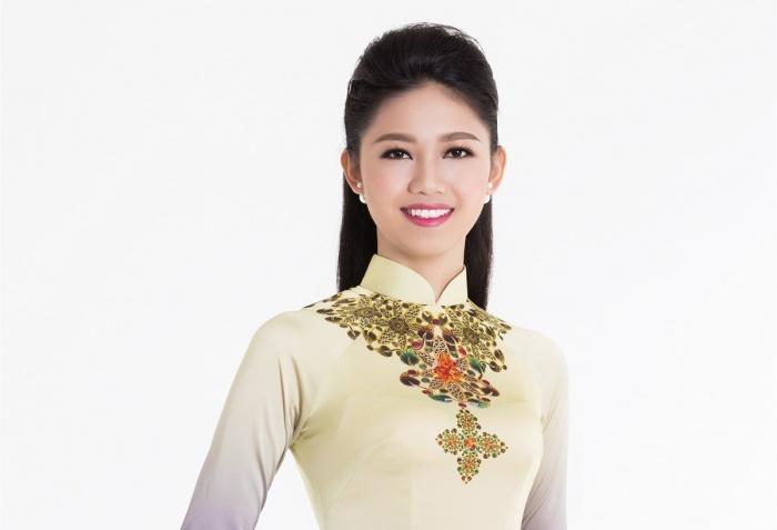 Á hậu Thanh Tú là thành viên Hội luật Quốc tế Việt Nam