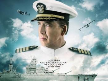 'Chiến hạm Indianapolis' tái hiện thảm họa của hải quân Mỹ