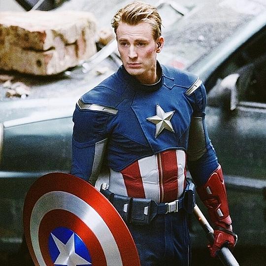 chris evans chia tay captain america