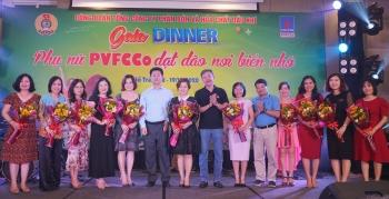 Phụ nữ PVFCCo nhân ái và bản lĩnh