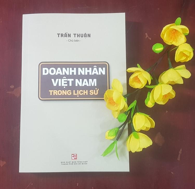 Ra mắt sách 'Doanh nhân Việt Nam trong lịch sử'