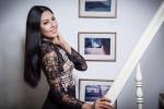 Tiết lộ về áo dài của Nguyễn Thị Loan tại Miss World 2014