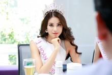Phạm Hương đã chuẩn bị gì cho Hoa hậu Hoàn vũ 2015?
