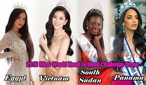 hoa hau tieu vy sap doi dau voi 5 ung vien nang ky tai miss world 2018