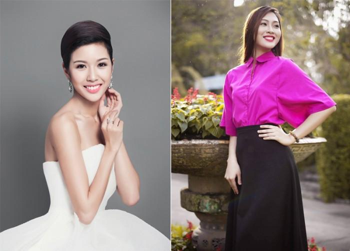Các người đẹp nói gì về Lan Khuê tại Miss World 2015?