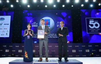 Top 50 thương hiệu Việt Nam năm 2020 vinh danh PVFCCo