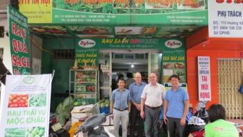 Danh sách các cửa hàng bán rau an toàn ở Hà Nội