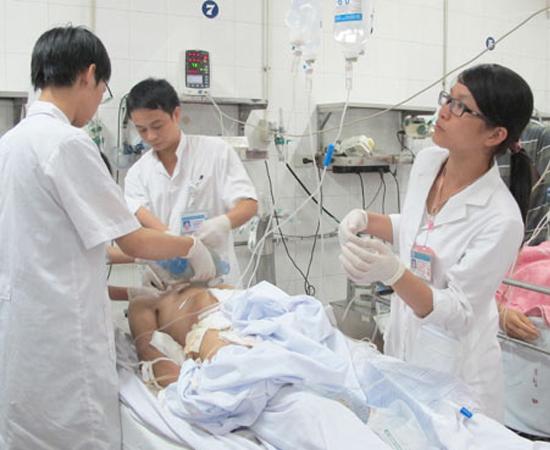 Chăm sóc bệnh nhân bị ngộ độc thực phẩm