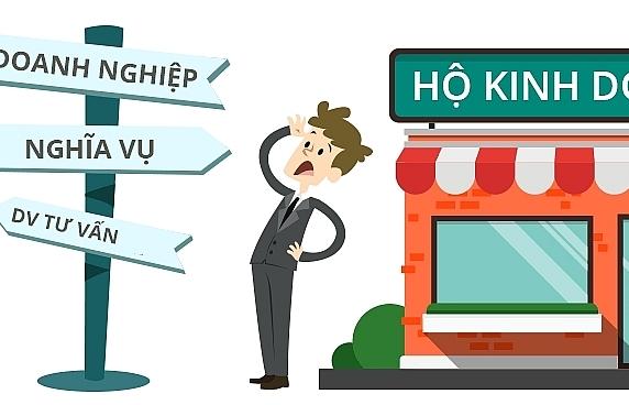 du thao luat sua doi luat doanh nghiep can chinh thuc hoa hang trieu ho kinh doanh