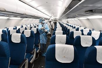 vietnam airlines khung hoang vi covid 19